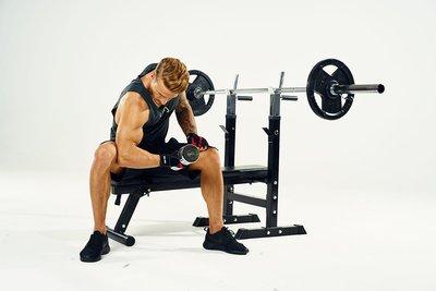 banco de pesas ejercicio