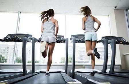 Beneficios de la cinta de correr