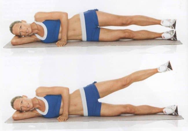 7 Ejercicios para adelgazar piernas