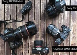 Cómo elegir las mejores cámaras profesionales
