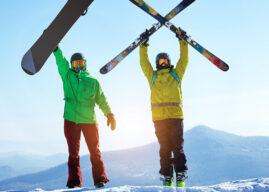 Cómo elegir Chaquetas Ski y Snow Hombre y Mujer