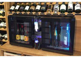 Vinotecas Para Vinos Refrigeradas. En qué fijarse para comprar una.